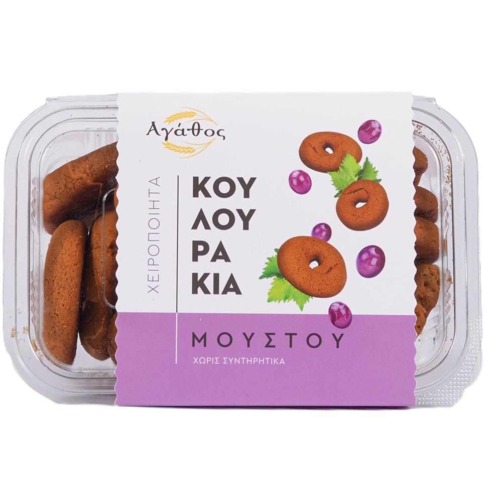 Moustokoulouro Pastry