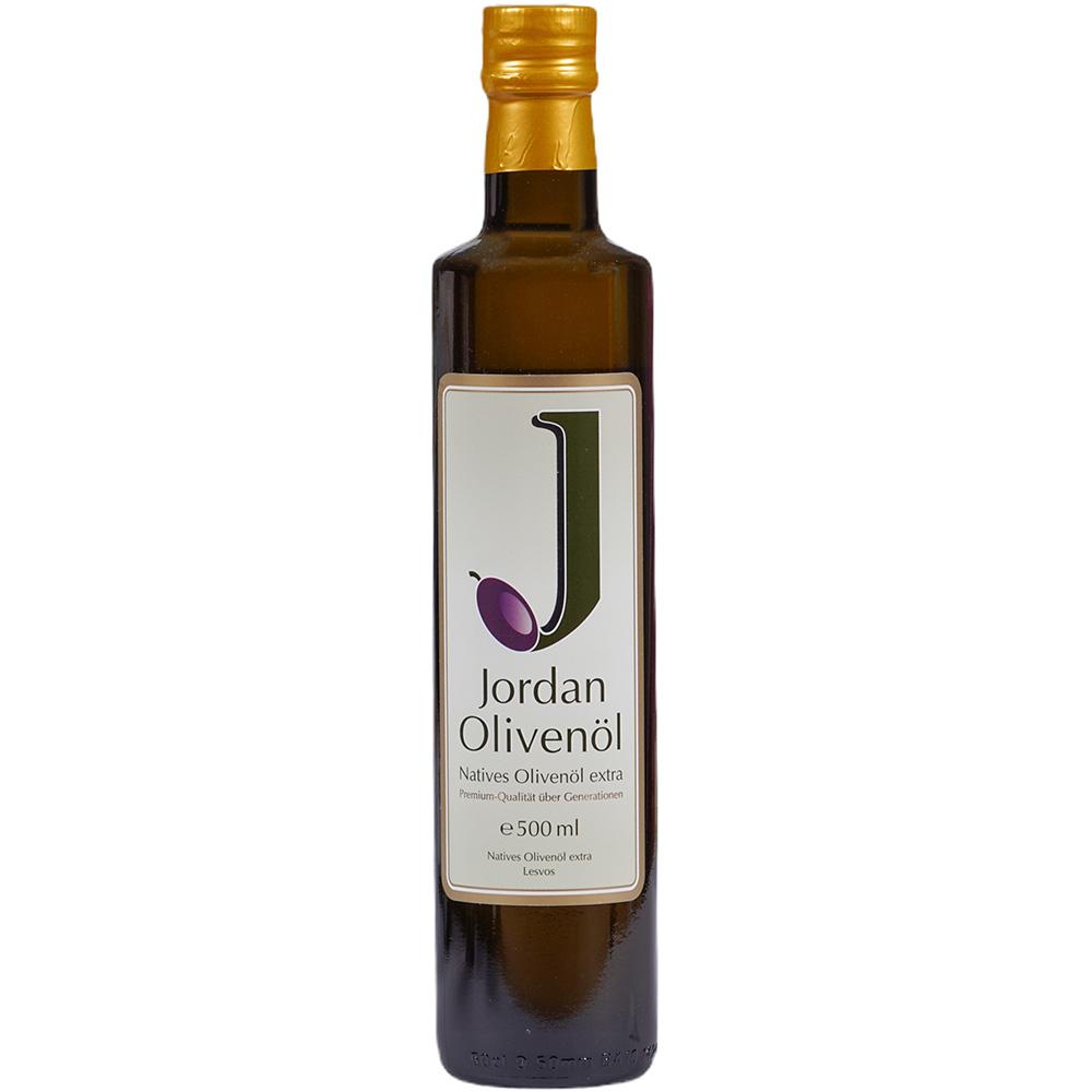 Jordan Olive Oil