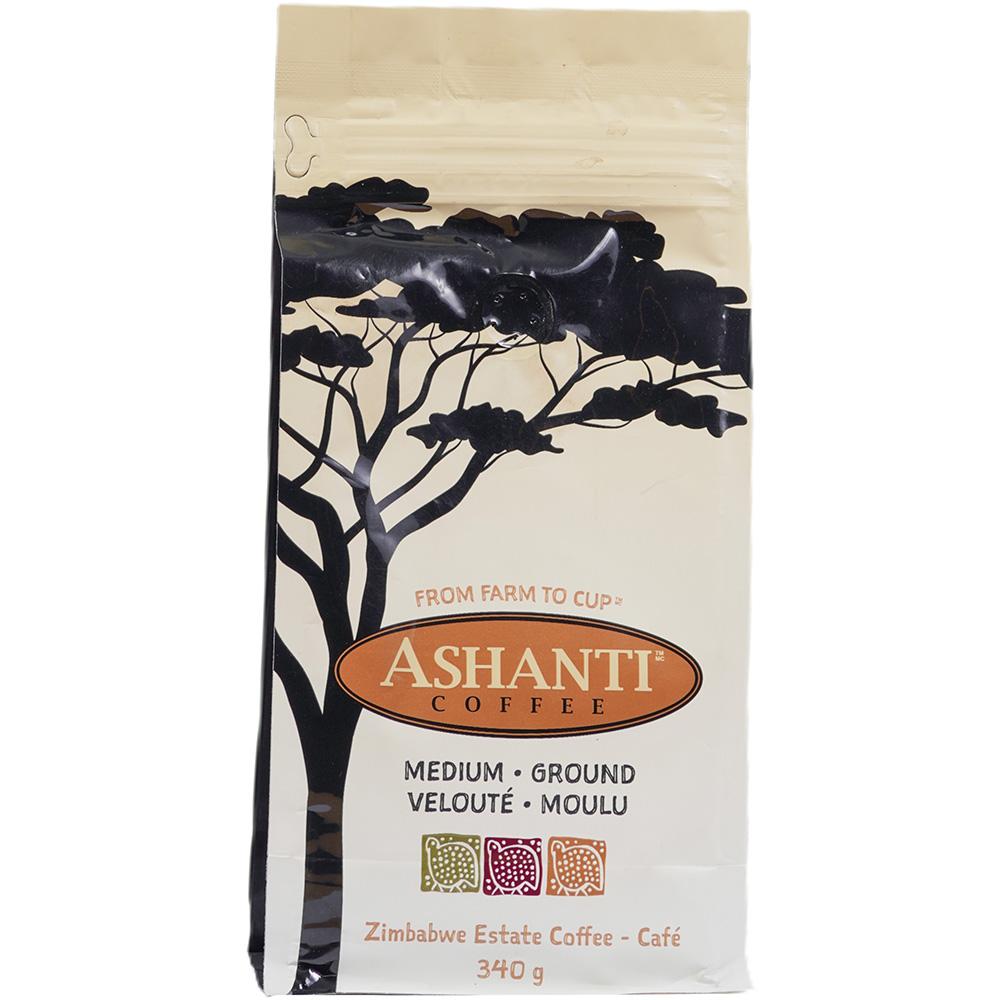 Ashanti Coffee Medium Ground Coffee