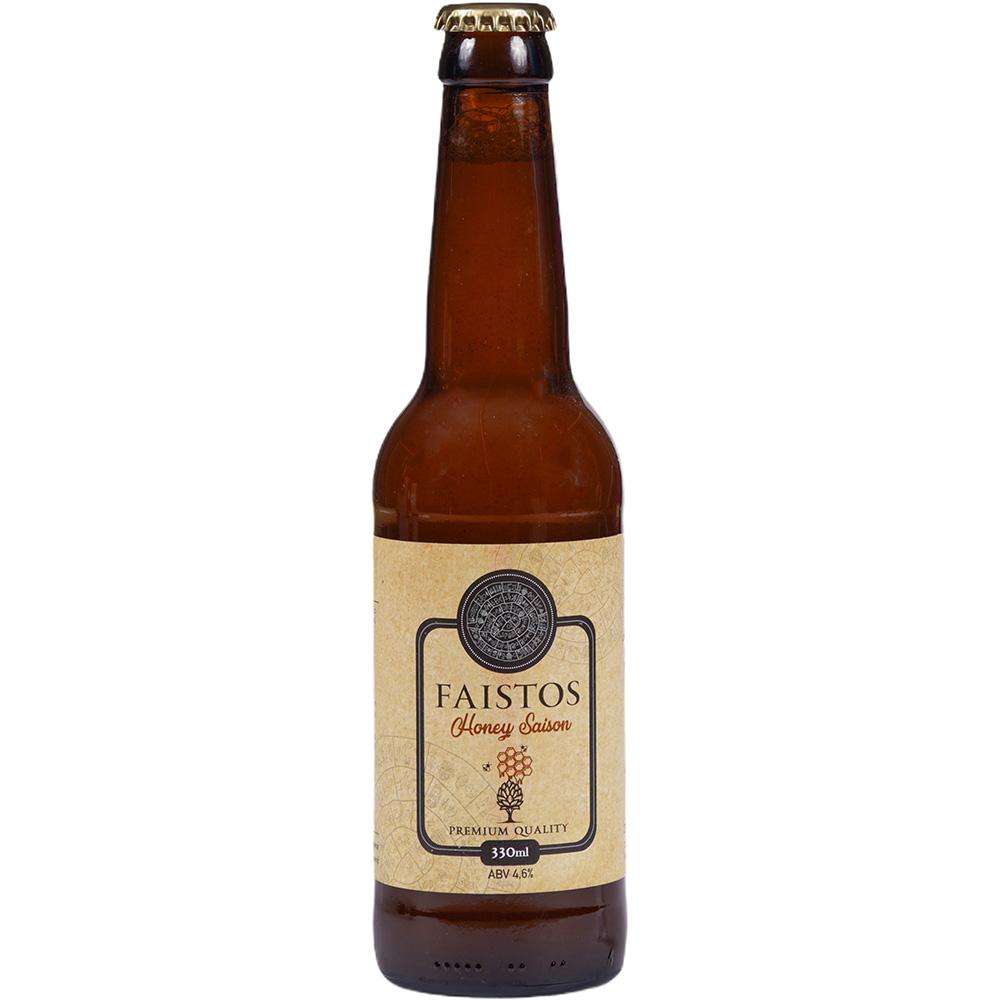 Premium Honey Saison Beer
