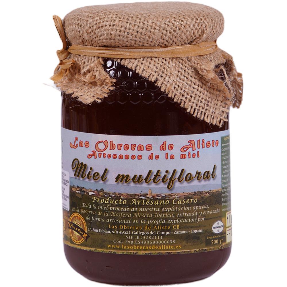 Las Obreras de Aliste Multifloral Honey