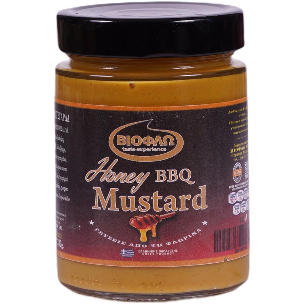 Bioflo Honey BBQ Mustard