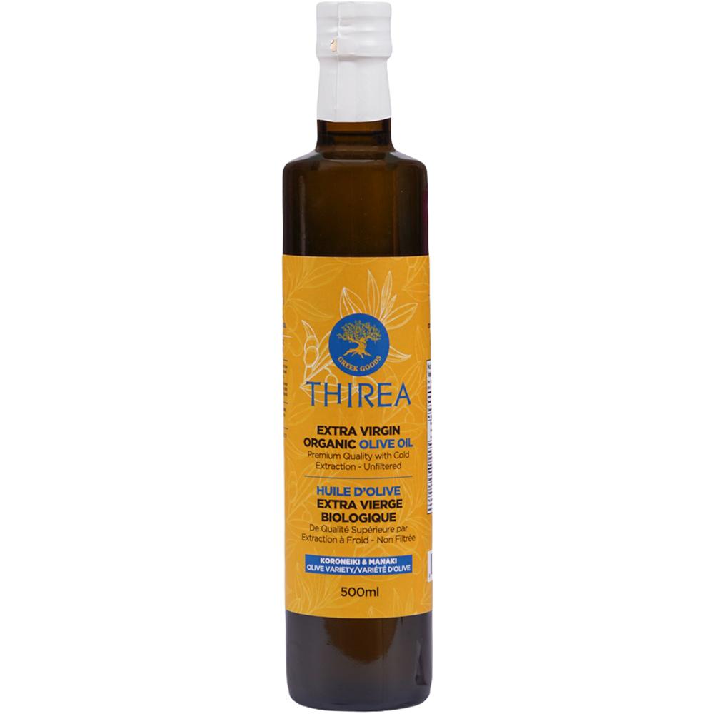 Thirea Organic Extra Virgin Olive oil