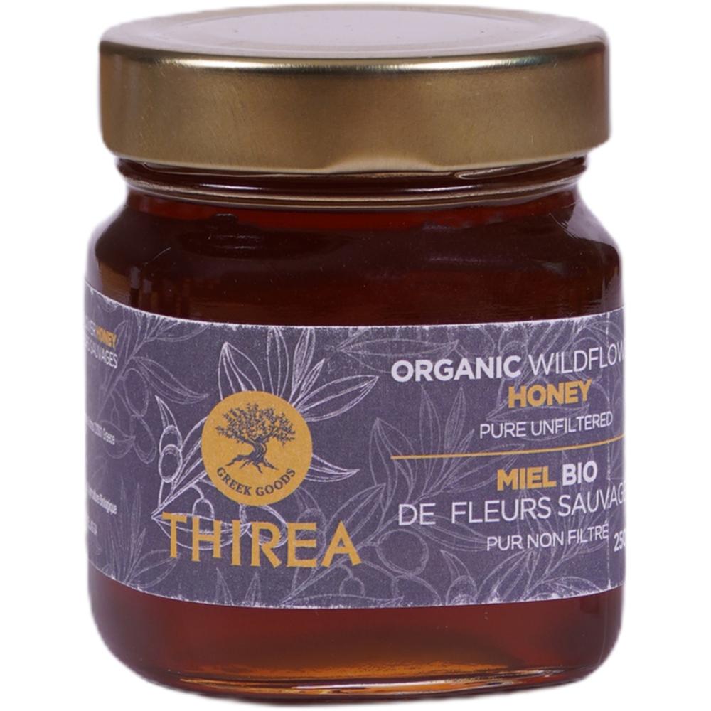 Thirea Organic Wildflower Honey