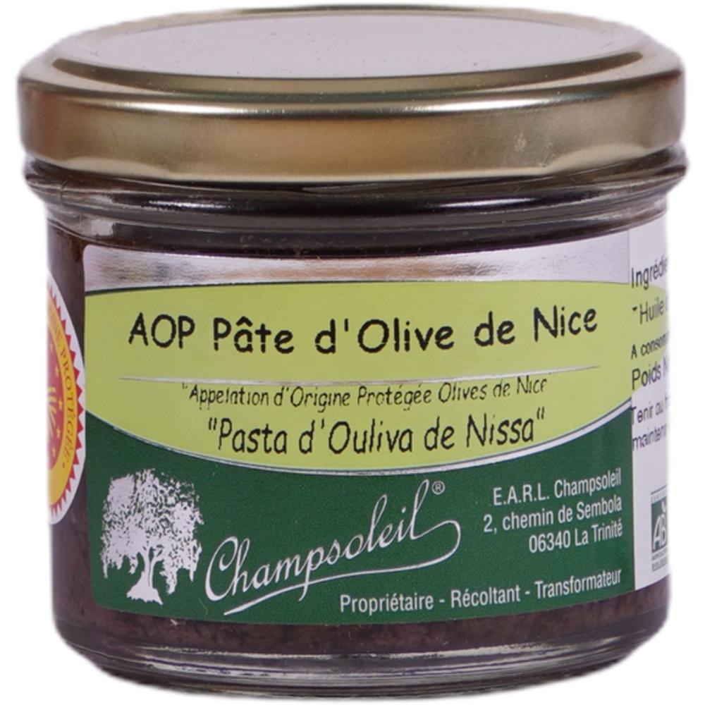 Olive Pate DOP of Nice