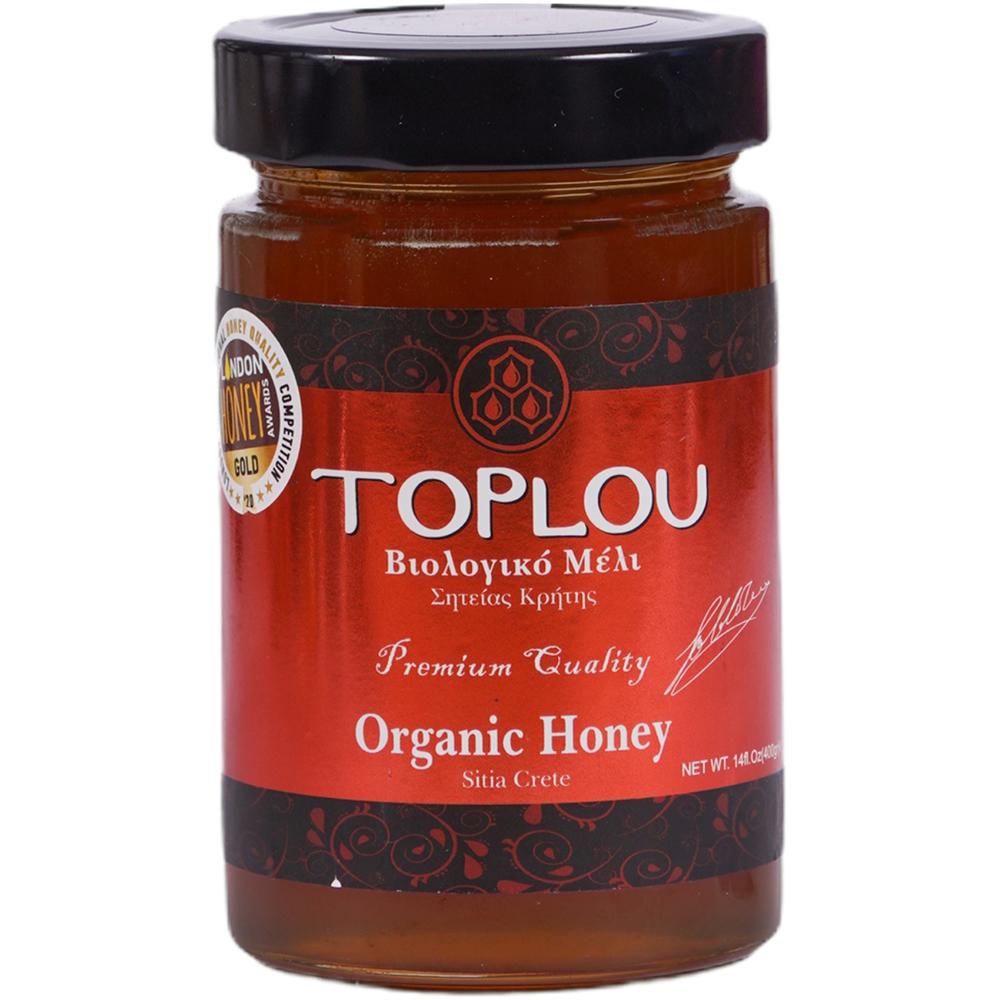 Toplou Organic Premium Honey