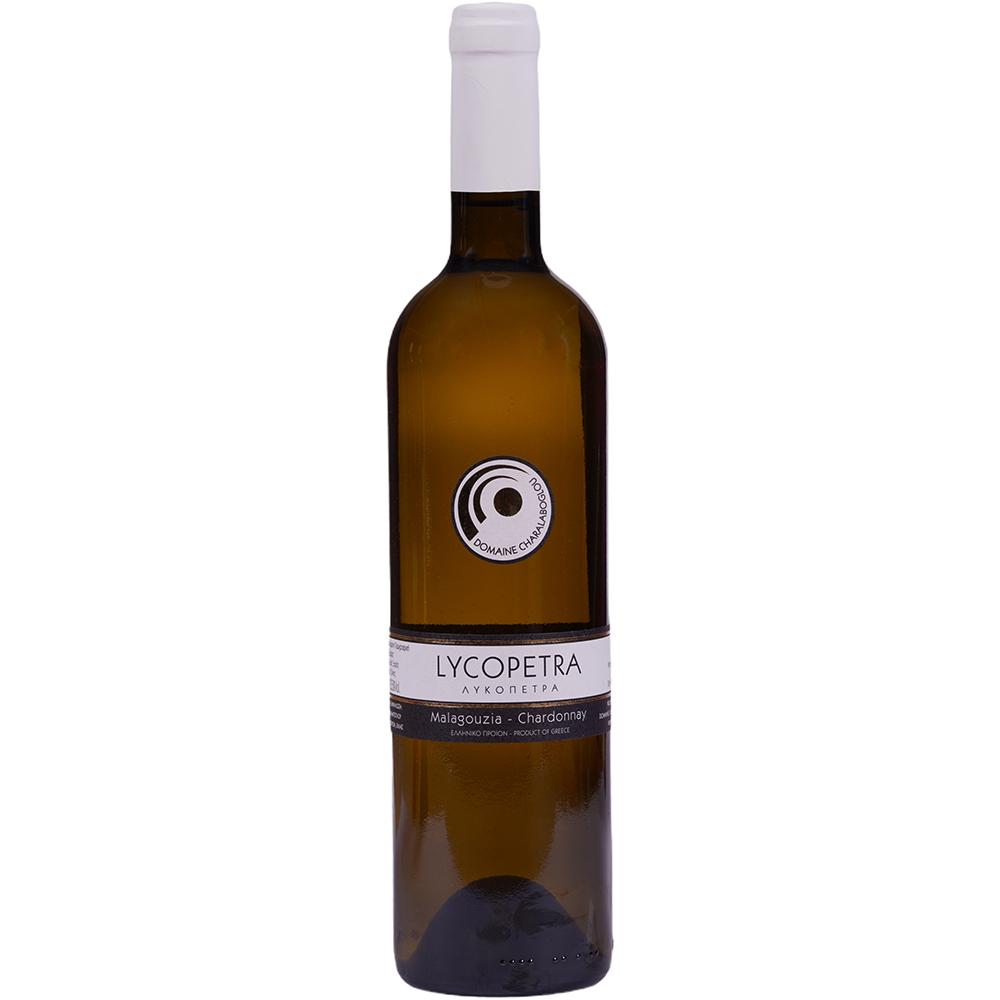 Lycopetra Malagouzia Chardonnay Wine