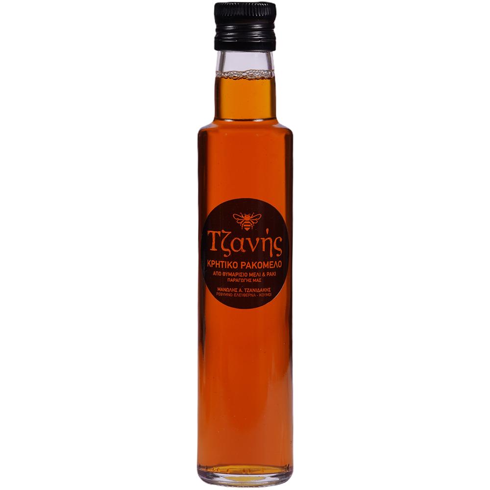 Tzanis Cretan Rakomelo with Thyme Honey