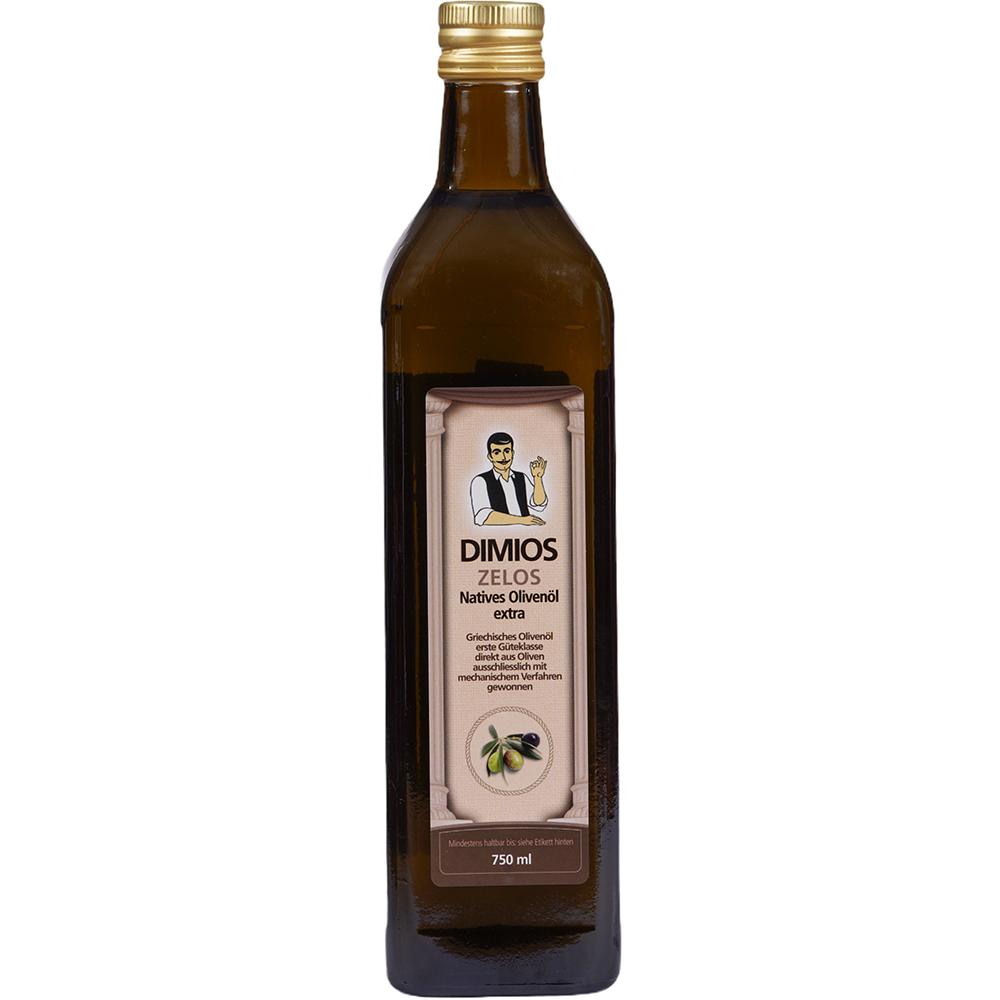 Dimios Zelos Extra Virgin Olive Oil