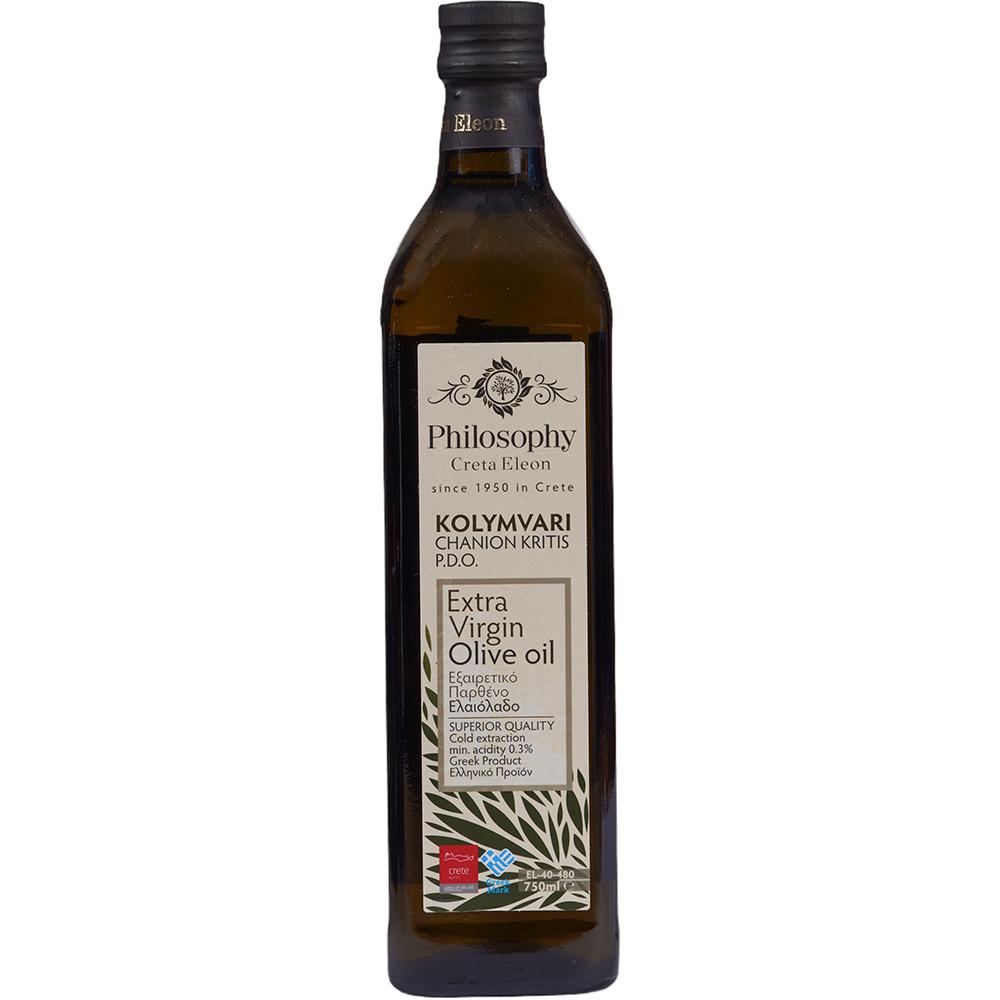 Philosophy Colymvari Chanion Kritis P.D.O. Extra Virgin Olive Oil