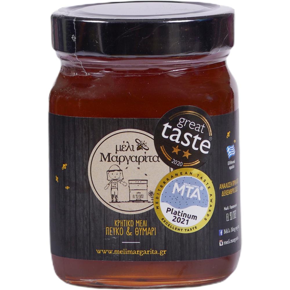 Margarita Pine and Thyme Honey