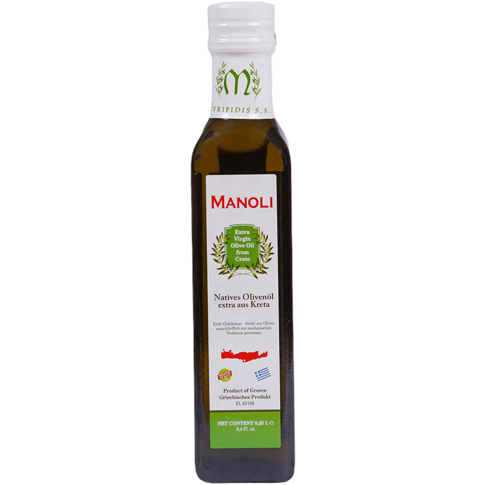 Manoli Extra Virgin Olive Oil