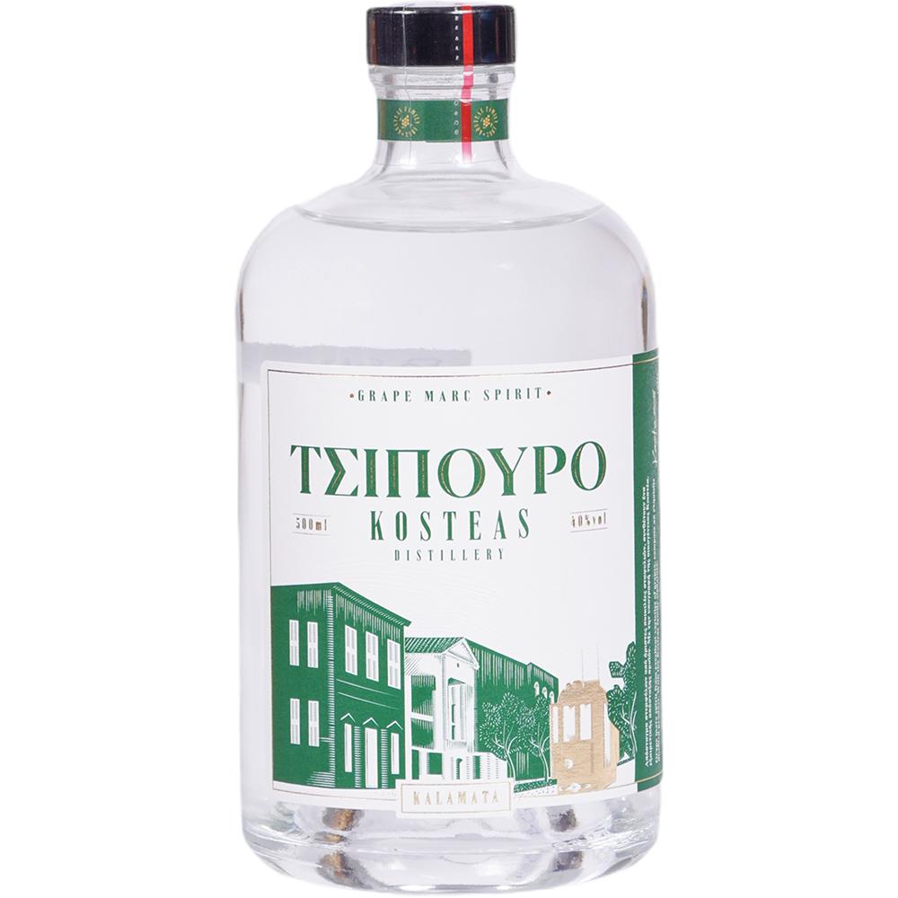 Τsipouro- Grape Marc Spirit