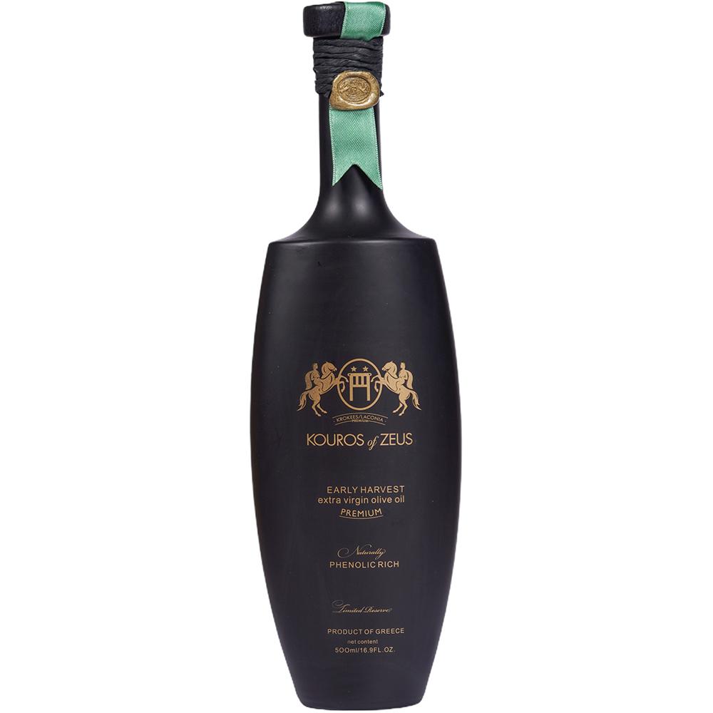 Kouros of Zeus Early Harvest Extra Virgin Olive Oil