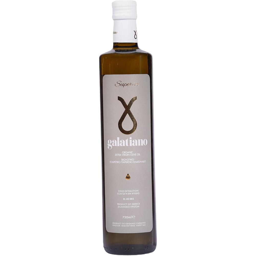 Galatiano Superior Organic Extra Virgin Olive Oil