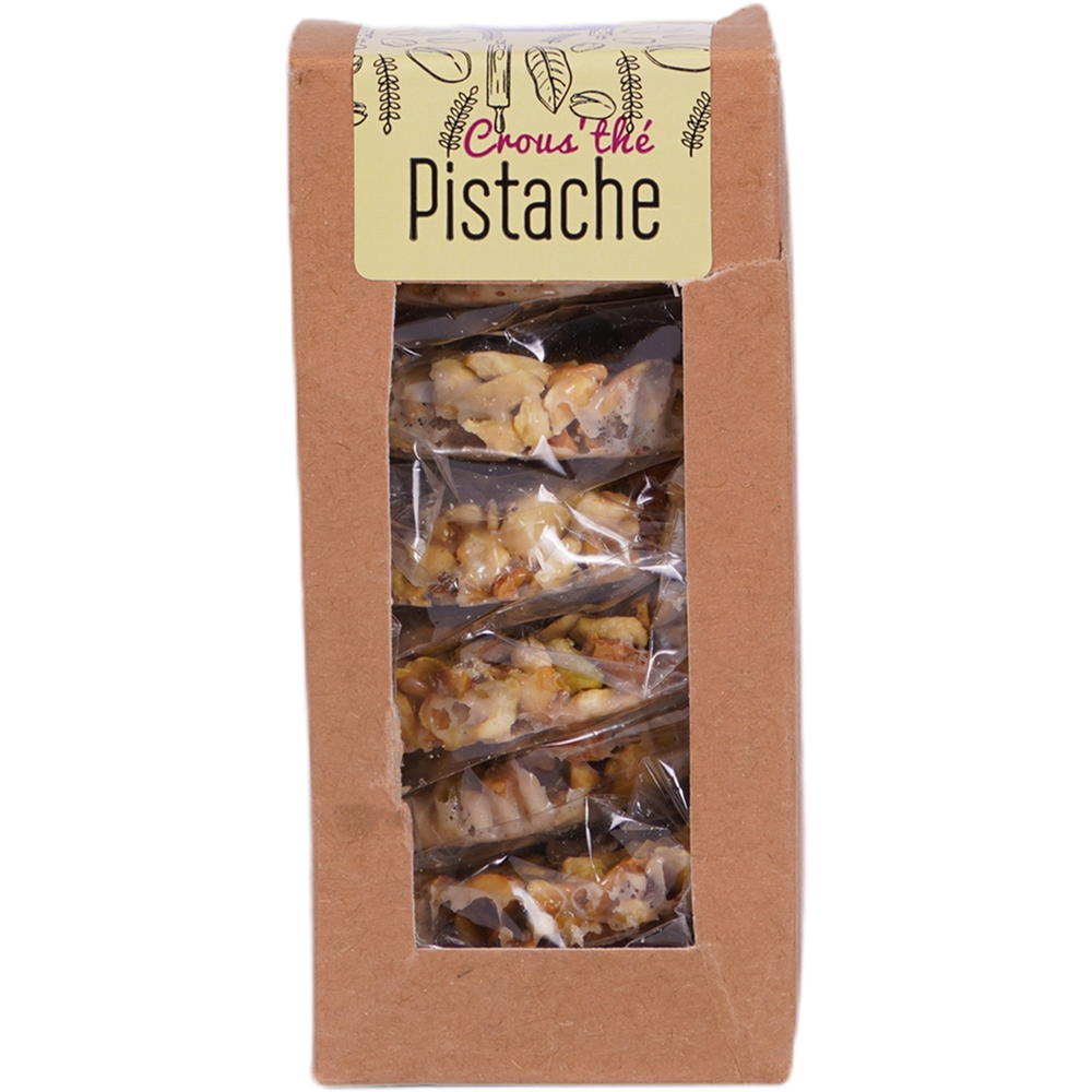 Pistachio Crousthe