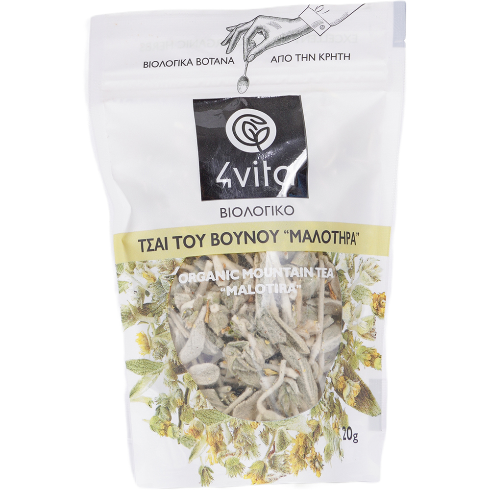4Vita Οrganic Mountain Tea Malotira
