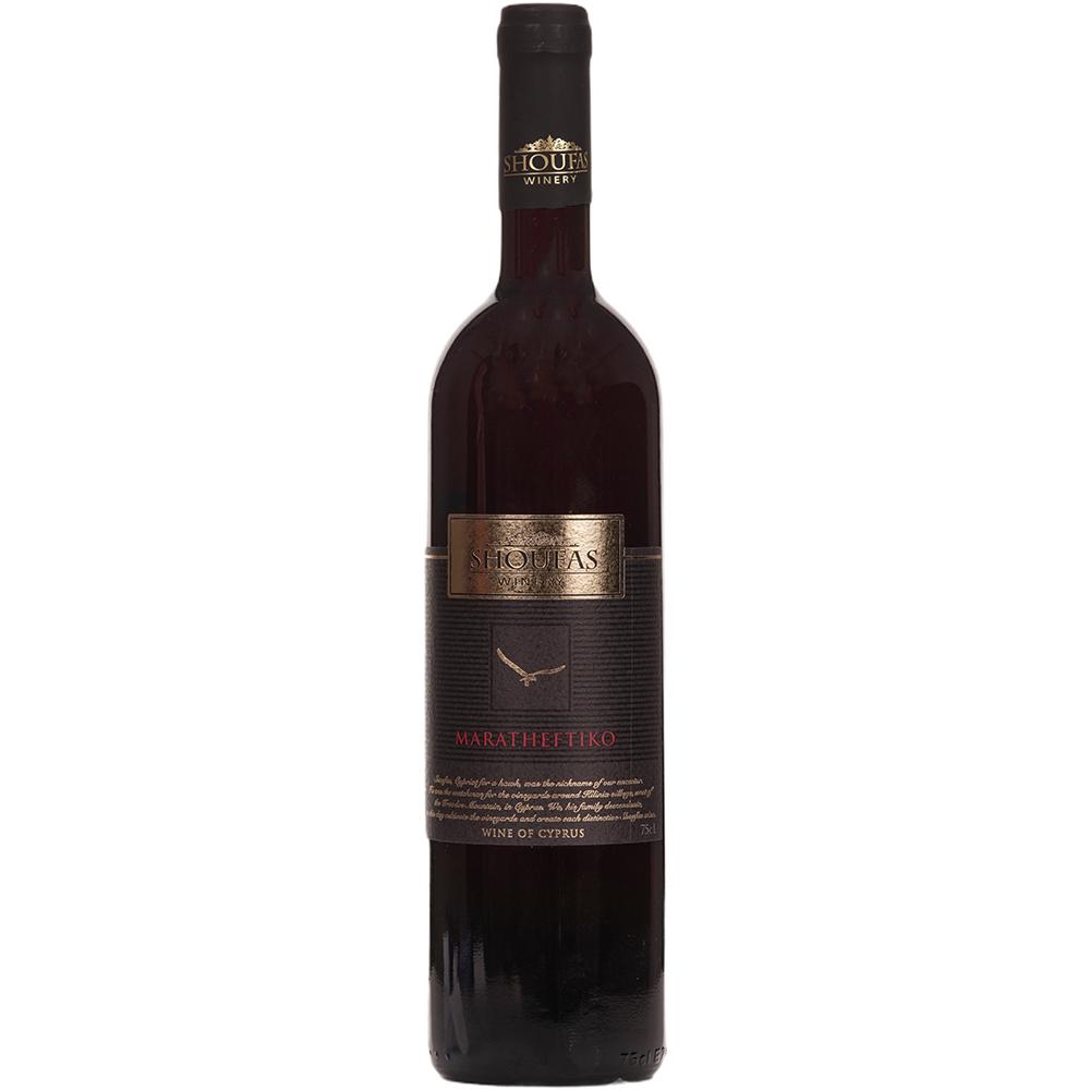Maratheftiko Dry Red Wine