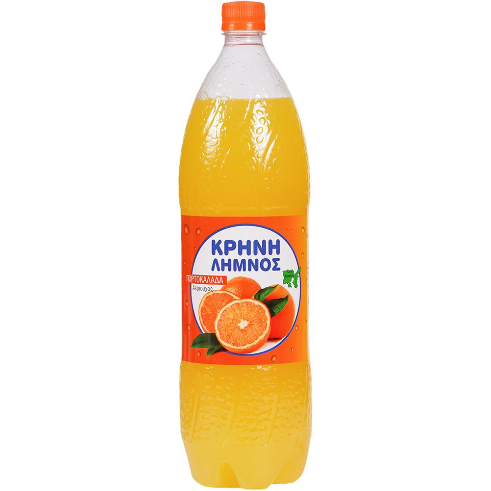 Krini Orangeade Carbonated