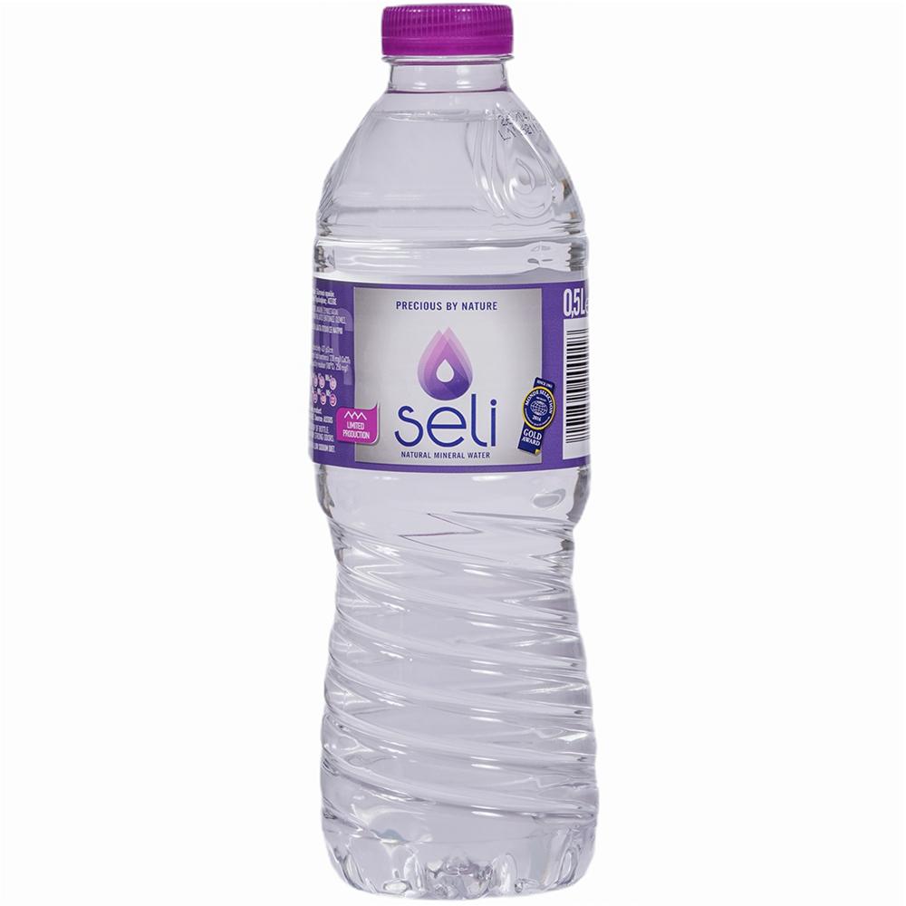 Seli Natural Mineral Water