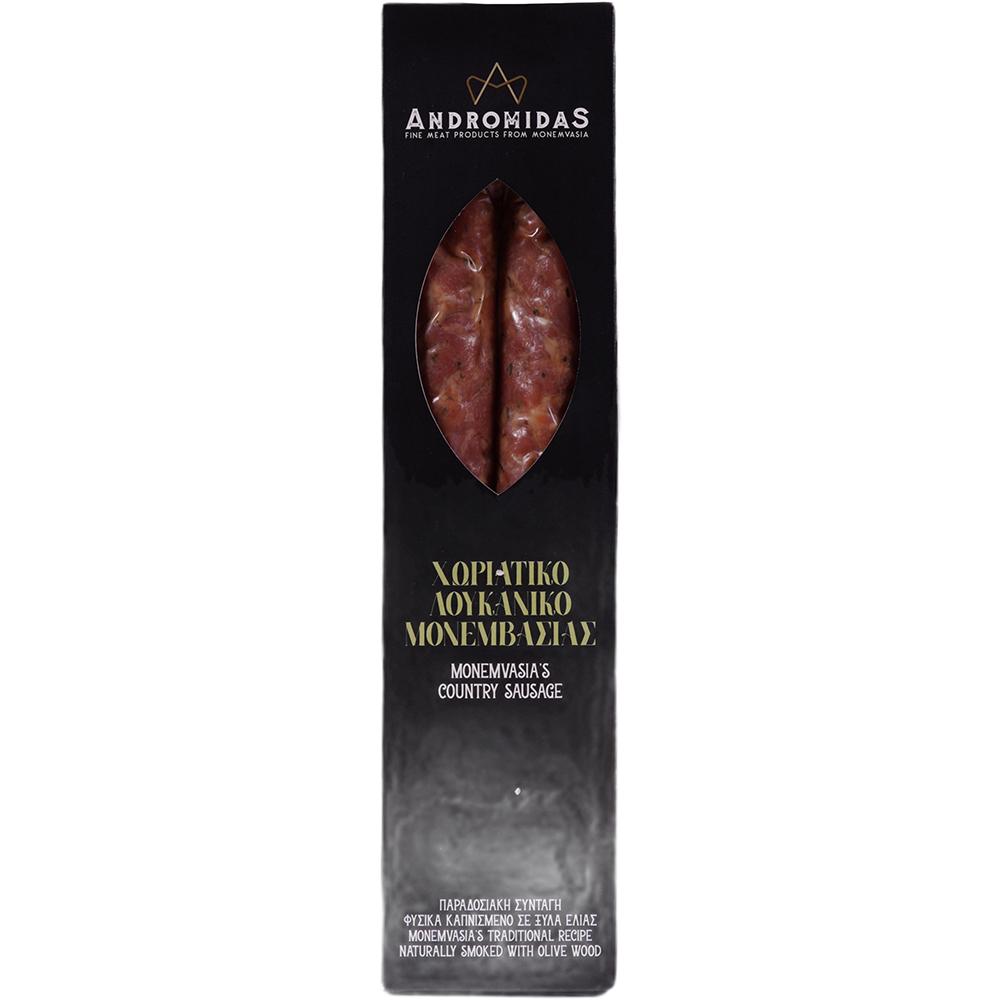 Monemvasia's Country Sausage