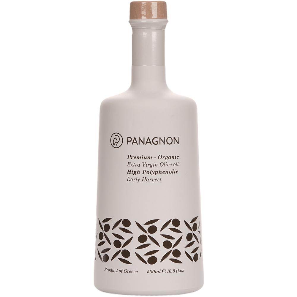 Panagnon Premium- Organic Olive Oil