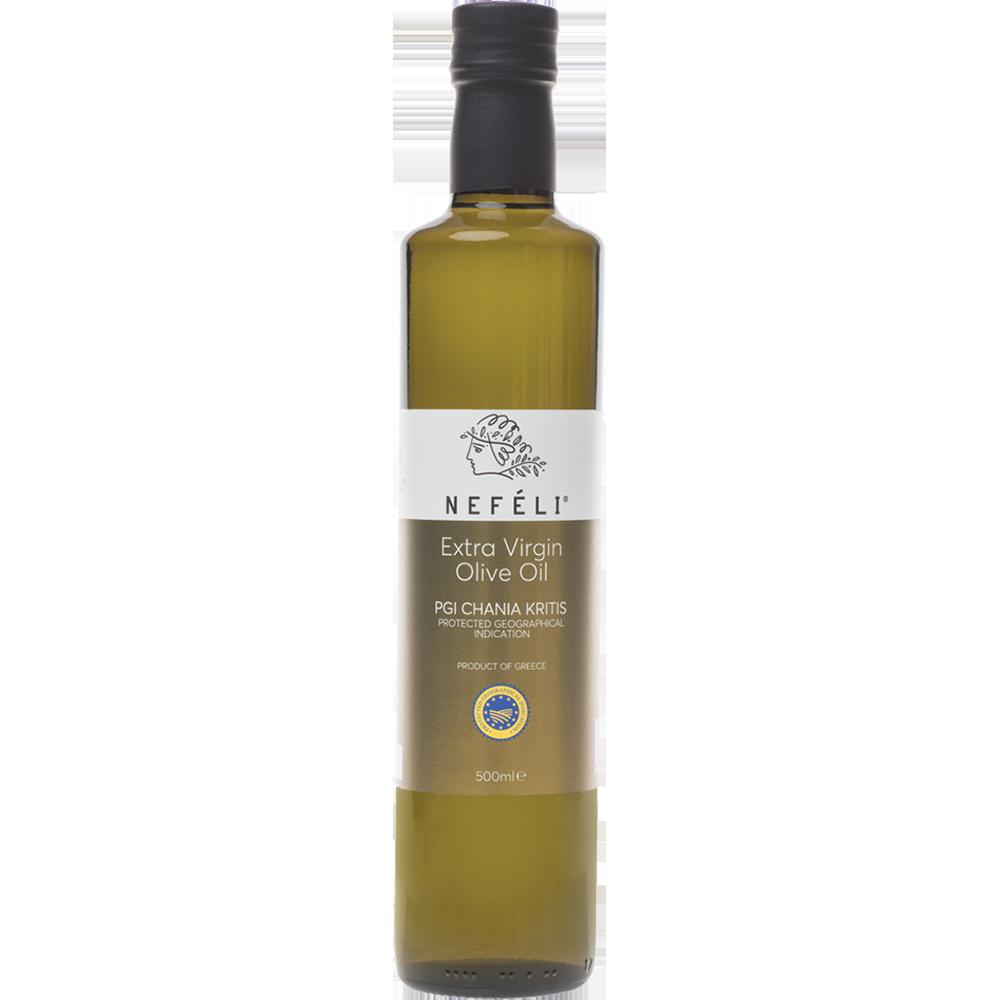 Nefeli Extra Virgin Olive oil PGI Chania Kritis